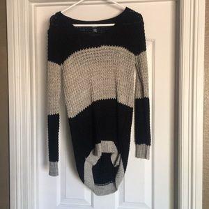 Rue 21 striped knit sweater
